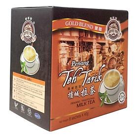 Trà Sữa Teh Tarik Malaysia Coffee Tree (Hộp 8 Gói x 40g)