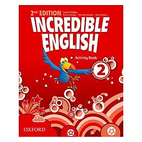 Incredible English 2: Activity Book