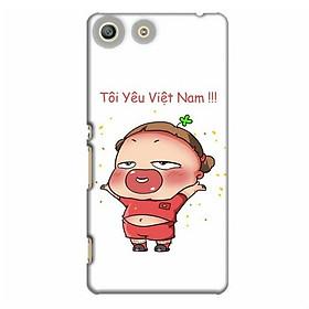 Ốp Lưng Dành Cho Sony M5 Quynh Aka 1