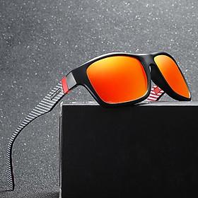 Men Fashion Sunglasses Polarized Ultraviolet-proof UV400 Sunglasses for Outdoor Sports Riding Fishing