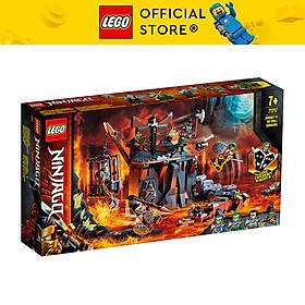 Đồ chơi lắp ráp mô hình LEGO NINJAGO Hành trình đến Ngục Đầu Lâu 71717