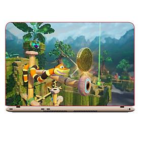 Miếng In Decal Trang Trí Laptop Animal Cartoon DCLTDV 240