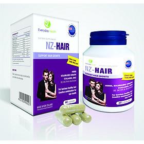 Viên uống mọc tóc, ngăn rụng tóc NZ Hair NEW ZEALAND (60 viên)
