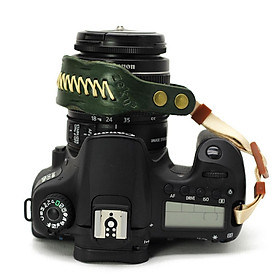 Digital Camera Strap Hand Wrist for Canon Nikon SLR DSLR Bracelet Belt Accessory