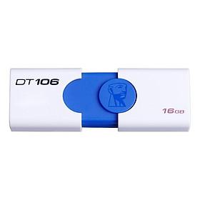 USB 2.0 Vỏ Nhựa An Toàn Kingston