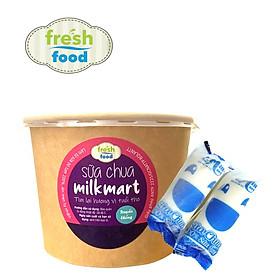 Combo 10 gói Sữa chua MilkMart - vị truyền thống