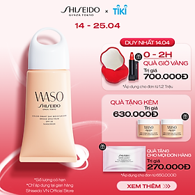 Sữa Dưỡng Da Shiseido Waso Color-Smart Day Moisturizer (50ml) - 13962