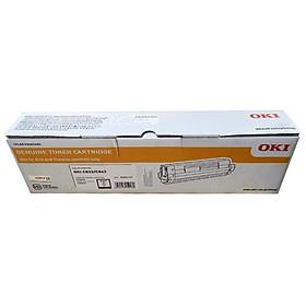 Mực đen OKI Black Toner Cartridge C833 loại 10.000 trang - Hàng Chính Hãng