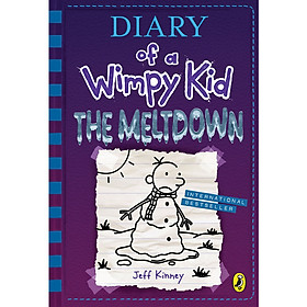 Diary of a Wimpy Kid 13: The Meltdown (Hardcover)