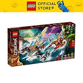 LEGO NINJAGO 71748 Trận Chiến Trên Biển Catamaran (780 chi tiết)