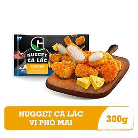 Nugget Cá Lắc Vị Phô Mai G Kitchen (300g)