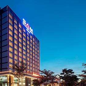 SAM Quảng Bình Hotel. Khách Sạn 4* Trung Tâm Thành Phố , Bữa Sáng Miễn Phí Cùng Nhiều Tiện Ích Hấp Dẫn