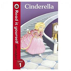 Read It Yourself Level 1: Cinderella New Look