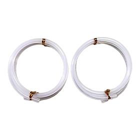 Combo 02 Ống dây dẫn khí Spectra dùng cho các loại máy hút sữa như: Spectra, medela, sanity, avent, cimilre, rorabi...