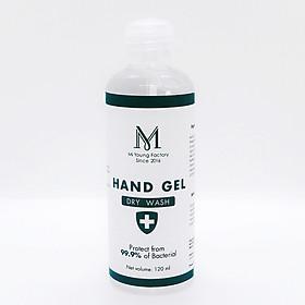 Dung Dịch Rửa Tay Sát Khuẩn Mi Young Hand Gel Dry Wash - 120ml