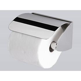 Hộp đựng giấy vệ sinh cuộn nhỏ 100% Inox