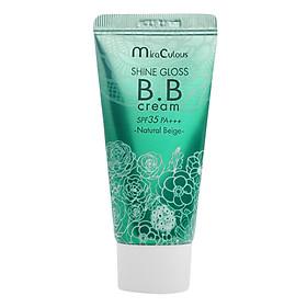 Kem BB Cream Trắng Da Kiểm Soát Dầu Miraculous Shine Gloss