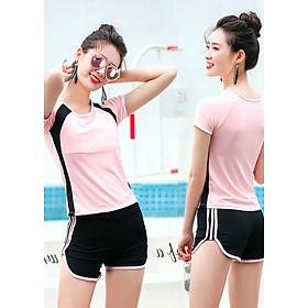 Đồ Bơi Nữ Hai Mảnh Kiểu Dáng Thể Thao Che Bụng MAY_MFAT125