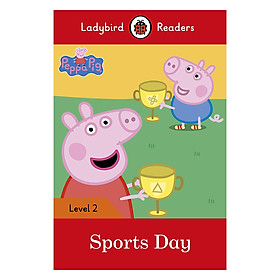 Peppa Pig: Sports Day - Ladybird Readers Level 2 (Paperback)