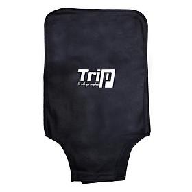 Áo trùm vali TRIP Vải không dệt màu đen