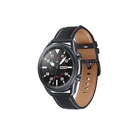 Đồng Hồ Thông Minh Smart Watch Series 3 ( 45mm) Bluetooth - Màn Hình Cảm Ứng Super Amoled - Theo Dõi Sức Khỏe - Đo Nhịp Tim - Hỗ Trợ Thể Thao - Theo Dõi Giấc Ngủ - Kết Nối Thông Qua Phần Mềm Wearable
