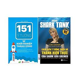 Combo 151 Ý Tưởng Khởi Nghiệp Thành Công Và Cách Biến Ý Tưởng Triệu Đô Thành Hiện Thực Tặng Bookmark Và Sổ Tay Ý Tưởng