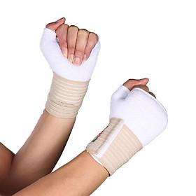 Wrist Support Sportive Wrist Band Support Brace Fitness Wrist Wrap for Men Women