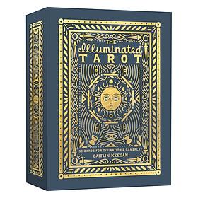 Bộ Bài The Illuminated Tarot Cao Cấp (Sách Hướng Dẫn + Bộ Bài 53 Lá)