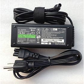 Sạc dành cho Laptop Sony Vaio VPCS135FG Adapter