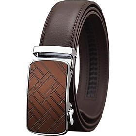 Thắt Lưng Nam AT Leather P108 - Nâu