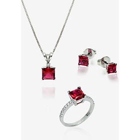 Bộ trang sức nữ LuxJy Jewelry S3083