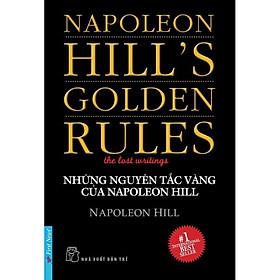 Sách - Những Nguyên Tắc Vàng Của Napoleon Hill - First News