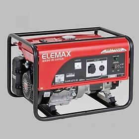 Máy phát điện cao cấp Elemax SH7600EX, 6.5 KVA, mới 100%