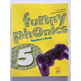 Funny Phonics 5 (Teacher's Book)