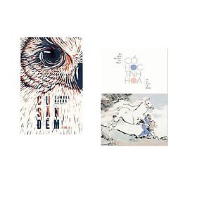 Combo 2 cuốn sách: Cú săn đêm  + Cổ học tinh hoa