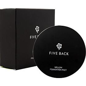 Kem Nền Che Khuyết Điểm, Dưỡng Trắng Da, Chống Nhăn Five Back Mellow Foundation Pact SPF30 PA ++ (15g)-3