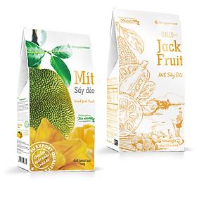 Mít sấy dẻo Nông Lâm Food 100g | Ăn vặt tốt cho sức khỏe | Healthy Snack | Ăn vặt văn phòng | Ăn vặt nổi tiếng Sài Gòn | Trái cây sấy dẻo dinh dưỡng ăn liền | Ăn vặt giảm cân & giữ dáng | Ăn vặt đẹp da | Ăn vặt xế chiều
