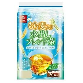 Trà lúa mạch bột nếp Hakubaku - uống nóng/ lạnh 160g