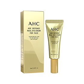 AHC Age Defense Real Eye Cream for Face 10ml
