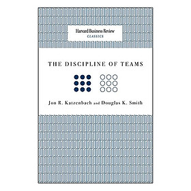 Harvard Business Review Classics The Discipline of Teams