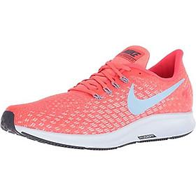 Nike Men's Air Zoom Pegasus 35 Running Shoe Black/White/Burgandy Ash/Lime Blast Size 15 M US