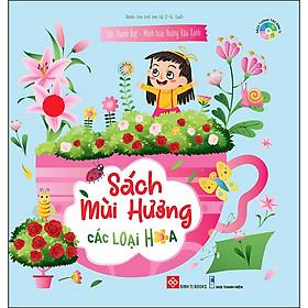 Sách Mùi Hương - Các Loại Hoa