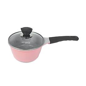 Quánh Nấu Bột cho em bé màu hồng size 18 - Happy Home Pro