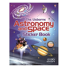 Usborne Astronomy and Space Sticker book