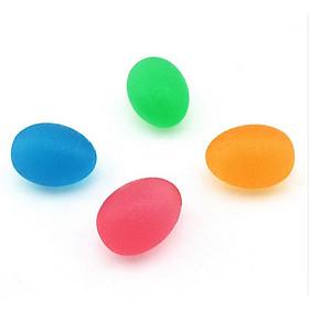 Bóng Trứng Silicone Massage Tay Trị Liệu Chống Căng Thẳng