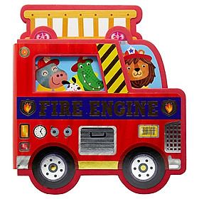 Big Busy Vehicles - Fire Truck