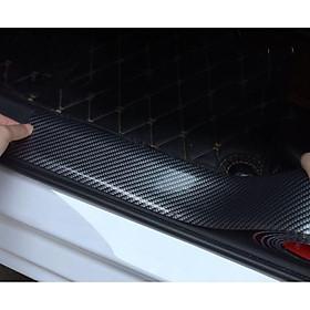 Nẹp carbon chống trầy xướt và trang trí xe hơi, xe ô tô cuộn dài dài 2,5m