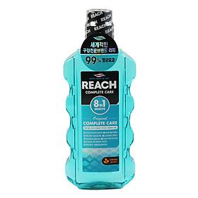 Nước Súc Miệng Reach Complete Care Original (760ml) - Chăm Sóc Toàn Diện (Xanh Dương)
