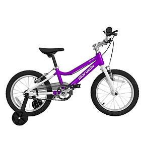 Xe đạp trẻ em Nhật Future 16 inch Màu Tím