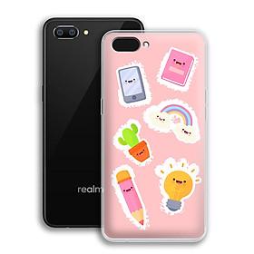 Ốp lưng dẻo cho điện thoại Realme C1 - 01184 0515 FUNNY04 - Hàng Chính Hãng